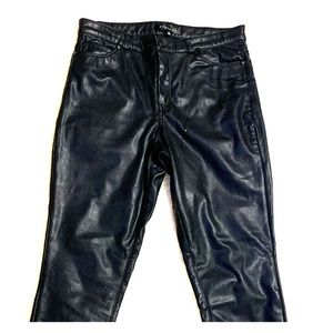 Dynamite Faux Leather pants